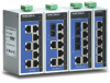 DIN-Rail Unmanaged Ethernet Switch -- EDS-208