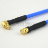 RA SMP Female to SMP Female Cable FM-F086 Coax in 36 Inch and RoHS Compliant -- FMC2122085LF-36 -Image
