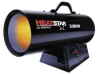 HEATSTAR HS35FA 35,000 BTU PORTABLE FORCED AIR HEATER -- Model# F170035