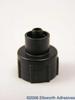 Cap Adapter 3/4oz Black -- EA-50-3