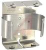 Battery Holder; D; 1.187 in. to 1.375 in.; Aluminum; 2; Solder Lug -- 70182738