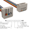 Rectangular Cable Assemblies -- M3DEK-1006R-ND -Image