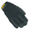 Professional Mechanic's Glove, Black, Small -- 616314-10101