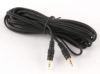 15 ft. Stereo Mini-plug Cable -- MINI-15ST