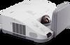 3000-lumen Ultra Short Throw Projector -- NP-U300X
