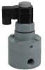 Plast-O-Matic Series PS Pilot Operated Solenoid Valves -- 88412