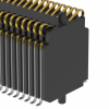 Rectangular Connectors - Arrays, Edge Type, Mezzanine (Board to Board) -- FSI-150-10-L-D-AD-TR-ND -Image