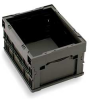 Collapsible Container,24 L x 12 W x 9 H -- 5LY60