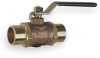 Disc Valve,1 1/2 In Solder,Bronze -- 1JTL3