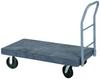 Akro-Mils VERSA/Deck Steel Reinforced 1500 lb. Capacity Plastic Platform Truck, 30