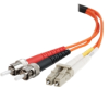Cables to Go LC/ST Duplex 62.5/125 Multimode Fiber Patch.. -- 33169