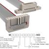 Rectangular Cable Assemblies -- M3DFK-2036J-ND -Image