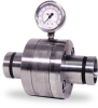 Food Grade In-line Pressure Sensors -- Series 44 - Image