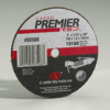 Premier Red Rein Ceramic Alumina-Zirconia Alumina Abrasive -- Cut-off Wheels