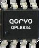5 - 1218 MHz 75 Ohm 12 dB CATV Amplifier -- QPL8834 -- View Larger Image