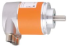 Absolute multiturn encoder with solid shaft -- RM3011 -Image