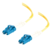 Cables to Go USA-Made LC/LC Duplex 9/125 Single Mode Fiber.. -- 14400
