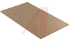Board; Copper Clad; 6 x 4 in; 1/32 thk;single sided; 1oz copper; UL94V-0 -- 70125842