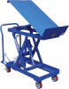 Mobile, Tilting Lift Table -- Lift & Tilt Carts w/Sequence Select