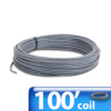 CABLE RS232/422 100ft COIL 3 TWISTED PAIRS 24AWG PVC -- L19853-100