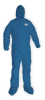 Coverall,Bloodborne Pathogen,4XL,PK 20 -- 2WXF5