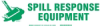 Cabinet Labels (SPILL RESPONSE EQUIPMENT; 3 1/2
