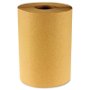 Hardwound Paper Towels, Nonperforated 1-Ply Kraft, 800'/Roll -- BWK6256