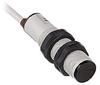 Photoelectric sensor, 18mm diameter, receiver, 10-30 VDC, NPN, 8 ... -- SSR-0N-4A
