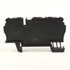 IEC Term Blck 5.1x64.5x31.3mm Spr Clp -- 1492-L3T-B