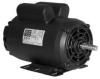 Air Compressor Motor,ODP,5 HP -- 13L297