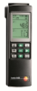 testo 645, humidity/temperature measuring instrument, with battery and calibration protocol -- 0560 6450