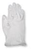Gloves, Powder Free, White -- 89023