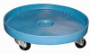 DIXIE Plastic Drum Dolly -- 7419412