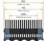 Ramsey Standard? Silent Conveyor Chain -- ML125