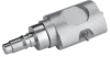 RADIALL - R123422801 - RF POWER SWITCH CONNECTOR, QMA, SMT, RIGHT TYPE -- 382266 - Image