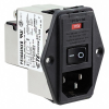 Power Entry Connectors - Inlets, Outlets, Modules -- CCM2070-ND -Image