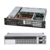 """SC823MTQ-R700LPB/SC823MTQ-R700UB 2U 17"""" Industrial Rackmount Chassis for Extended ATX motherboards -- 1408002 - Image"""
