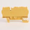 IEC Term Blck 5.1x64.5x31.3mm Spr Clp -- 1492-L3T-Y -Image