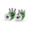 Rotary encoders // Absolute encoders (ROTACOD + ROTAMAG) // CAN -- AS58 CB-AS58S CB-ASC58 CB