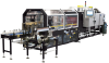 Continuous Motion Bottom Overlap Shrink Wrapping System -- BPMP-5000 - Image