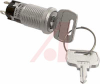 Switch,Keylock,Miniature,Low Security,On-Off-On;1,2,3 Key Removable Position -- 70192071