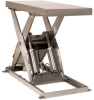 Stainless Steel Lift Tables -- SSLS4-36
