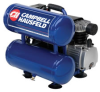 Campbell Hausfeld Oil-Lube Twin Stack Air Compressor -- Model HL5402