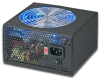 Coolmax CL-500B Power Supply - 500-Watt, 120mm Blue LED Fan, -- CL-500B