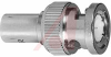 connector accessory,rf coaxial,bnc commercial resistor term,male cap,50 ohm -- 70142931