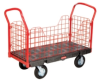 Rubbermaid Side Panel Platform Truck -- 11724