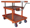 Mechanical Lift Table,Cap 2000 lb,48x30 -- 11A565