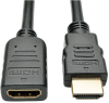 High-Speed HDMI Extension Cable with Ethernet and Digital Video with Audio, Ultra HD 4K x 2K (M/F), 6 ft. -- P569-006-MF -- View Larger Image