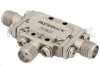 Double Balanced Mixer Operating from 2 GHz to 8 GHz with an IF Range from DC to 1.5 GHz and LO Power of +10 dBm, SMA -- PE8650 -Image