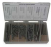 Taper Pin Asst,Std,Stl,120 Pcs,15 Sizes -- 2UHG8